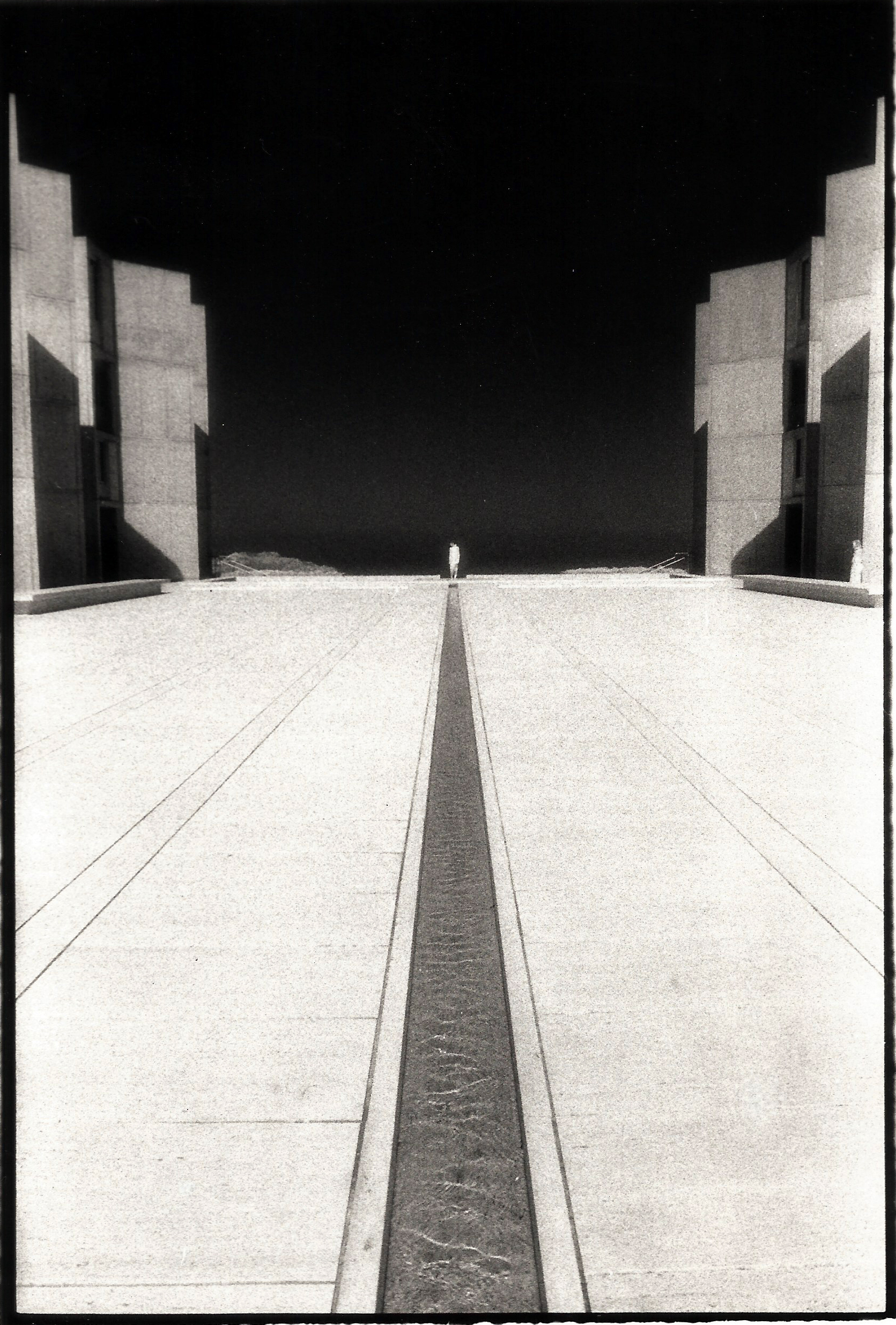 figure at Salk